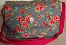 Georgie Loves Bags / My handmade bags, available on www.folksy.com. Follow me on Facebook too at www.facebook.com/georgielovesbags