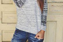 • Clothing •
