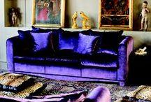 Neon Purple / Colour Design Art Photography Neon Purple Violet Ultraviolet Color