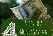 Saving Money / Saving money is not only possible, it's imperative that you save when your discretionary dollars are limited. Pin here all your saving money ideas