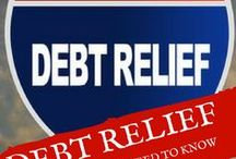 Debt Relief / Helping everyone realize Debt Relief Options. Debt Relief programs typically are available to consolidate debt, reduce interest rates and manage your credit report. ***If you would like to be added to the Group Board. Please follow me and email josh (@) mycreditunions.org***