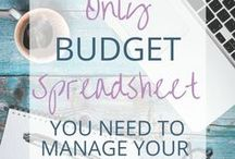 Budget For Success / Budgets play a critical role in helping families pay off debt, build their nest egg and make the most of their hard-earned dollars. Find the Best Budget Pins here to get out of Debt.***If you would like to be added to the Group Board. Please follow me and email josh (@) mycreditunions.org***