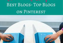 Best Blogs- Top Blogs on Pinterest **NEW** / Open to all bloggers and all niches! Now is your chance to give us your best! Share your latest blog posts, products, and content! RULES 1. No pin limit. REPIN ONCE FOR EVERY PIN. 2. Please use VERTICAL PINS, whenever possible. 3. No spam. Please limit to 5 posts at a time throughout the day. We all have great content to share and want to be fair to everyone. To join, you MUST follow me and the board. Then complete this form https://www.mochamasterpiece.com/pin-with-mo/