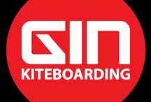GIN Kiteboarding / We want to share our passion for kitesurfing and snowkiting by developing Swiss design quality and performance kites.