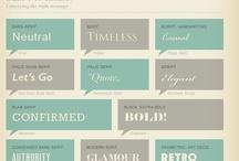 We ♥ Type / Typography & Fonts