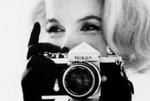 vintage movie stars and style icons / women with star quality... / by Tonia Maniati