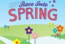 Race Into Spring / by Virginia Beach Public Library
