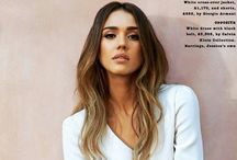 all about Jessica Alba...