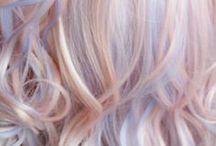 Hair Inspiration / Hairstyles and haircolors!!!