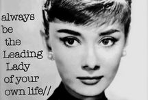 Wise words / I like