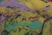 Claudia Mengel / Painting and Printmaking