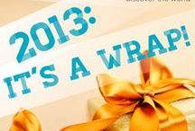 It's a Wrap! / Wrap up 2013 with VBPL. / by Virginia Beach Public Library
