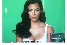 all about Kim...
