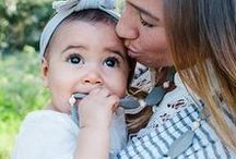 MAMA & LITTLE / The wear everywhere jewelry for the mama who does it all with style.™