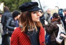 all about Miroslava Duma... / la petite fashion icon from Russia