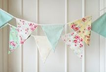 Bunting and Other Pretty Things