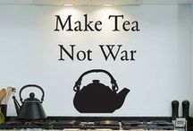 there is always time for tea!!!