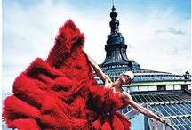 PARIS Fashion editorials / Fashion editorials - in Paris