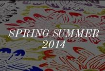 Spring/Summer'14 / Rugs Collection