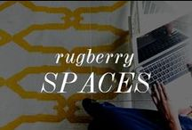 Rugberry Spaces / A glimpse into what your home could be!