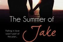 The Summer of Jake / Inspiration behind The Summer of Jake, a New Adult rom-com from Entangled Embrace.