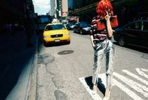 URBAN - fashion editorials