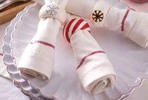 Porta Guardanapos Feitos de Argola. / Faça argolas para guardanapos para vestir a sua mesa para esta festa de fim do ano. As argolas para guardanapos decoradas são uma atração garantida em todas as mesas deste Reveillón.