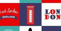[ London Feelings Collection ] / Uma coleção recheada de inspirações londrinas pra transformar sua parede! <3