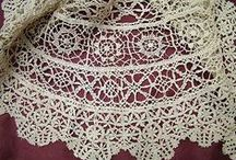 Genoese and Italian lace / Genoese lace is bobbin lace from Genoa. It is a guipure style of lace. Bobbin lacemaking in Italy dates back to the 16th century when the main centres were Genoa and Milan, although Venice also made bobbin lace.