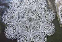 Hinojosa lace / Spanish braid lace