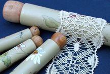 Bobbin lace - tools