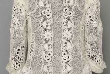 Lace - crochet