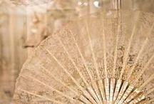 Lace - fans
