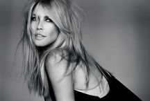 all about Claudia Schiffer... / the 90's Top Model