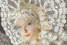 Lace - jewellery, adornment