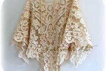 Lace - bolero, shawl, shrug