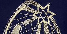 Bobbin lace - Christmas