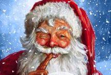 Santa/Father Christmas