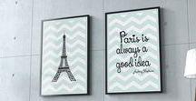 Posters de Viagens / Londres, Paris, Buenos Aires, Nova York, aqui tem posters relacionados aos diversos destinos de viagem.