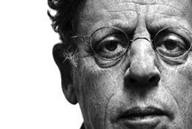 <Expression of Philip Glass>