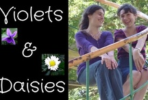 ~ All Things Violet and Daisies ~ / Relevant to all things pertaining to the blog, Violets and Daisies (http://violetsdaisies.blogspot.co.nz/)