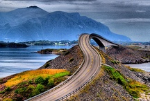 Never Ending Roads / by Phashion XE