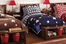 Little Boy Bedroom Ideas  / by Jennifer Spackman