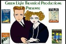 Production Posters / A History of Green Light Productions