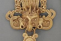 Maya & More - precious / pre-columbian mesoamerica cultural arts in metal, jadeite, and other semi-precious materials / by Heath Abbey