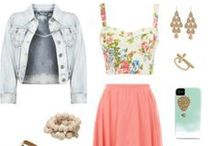 Clothes & outfits / by Violet V :)