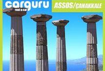Aracını Carguru'dan Kirala ve Türkiye'nin Güzelliklerini Keşfet! / Carguru'dan en avantajlı şekilde kiralayacağınız otomobiller ile harika gezi duraklarını keşfedin!