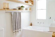 Bathroom and laundry