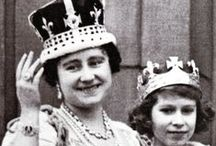Our Queen Elizabeth,    Gowns and Crowns