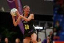 New Zealand Commonwealth Netball Team 2014
